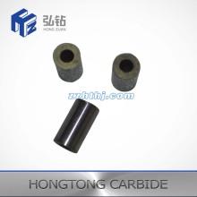 Tubos de carboneto de tungstênio de alta qualidade como peças sobressalentes