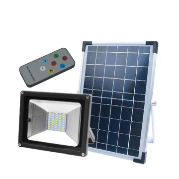 Solar Flood Light Mudah dipasang