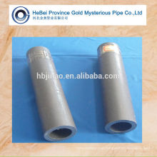 Seamless Steel Pipe For Building Material Reinforced Connecting Sleeve