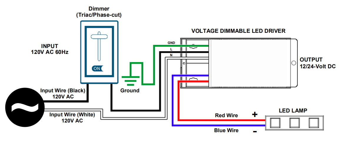 Iron Case Wiring Drawing