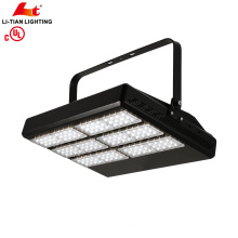 Meanwell driver brand ip66 waterproof 300w 39000lm led flood light used in parking lots