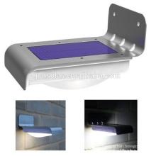 Aluminium led solar led light