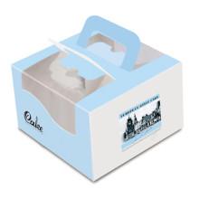 Cheap Custom High Standard Cake Packaging Paper Boxes