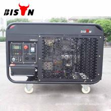 BISON CHINA disel Open Type Diesel 8.5kw Honda Power Generator