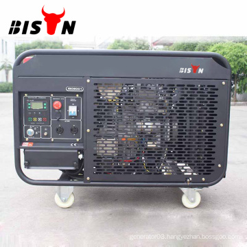 BISON CHINA disel Open Type Diesel 8.5kw Honda Power Generator