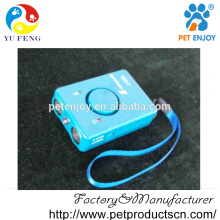 4-in-1 Ultrasonic Dog Repeller + SOS Alarm + Torch + Anti-Theft Electric Bodyguard