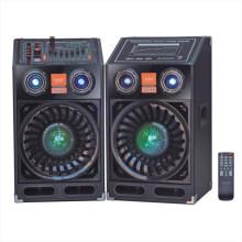 2.0 DJ Brillante Altavoz Linght 6860