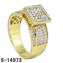 New Designs Prata 925 Sterling Silver Lady Lady Ring Plating.