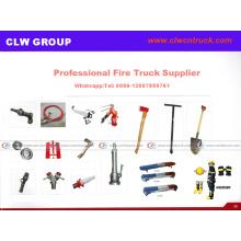 Repuestos para camiones de bomberos