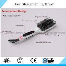 Turmalina Ceramic Coating Mch Ionic Hair Brush Iron