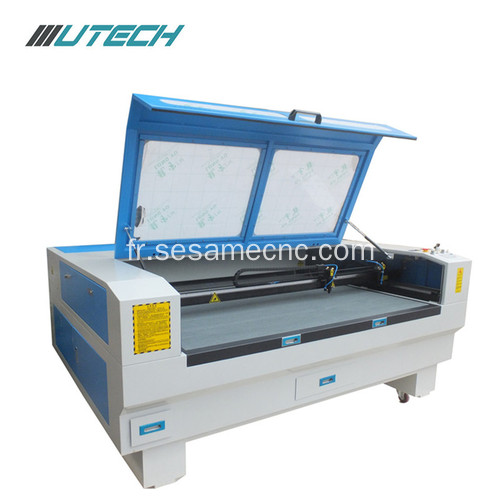 Laser cutting machine for stamp rubber wood acrylic