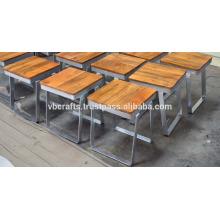 Industrial Loft Restaurant Stool Novo Design