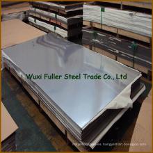 201 304 304L 316 316L Hojas de acero inoxidable para decoración