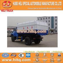Dongfeng 8m3 side loader garbage truck for sale