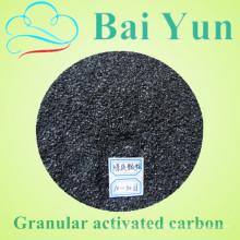 Filtro de aire de carbón activado a base de carbón CTC 80% 6-12 mesh