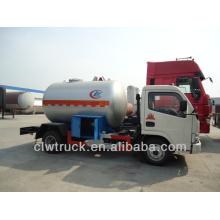 CLW Fabrik liefern 25M3 lpg Gasspeicher