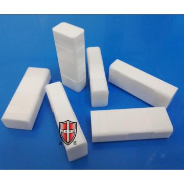 bobine de briques en céramique d'oxyde de zirconium d'oxyde d'oxyde d'oxyde de zirconium ZrO2 yttria adapté aux besoins du client