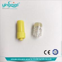 High Quality Heparin Yellow Luer Lock Heparin Cap