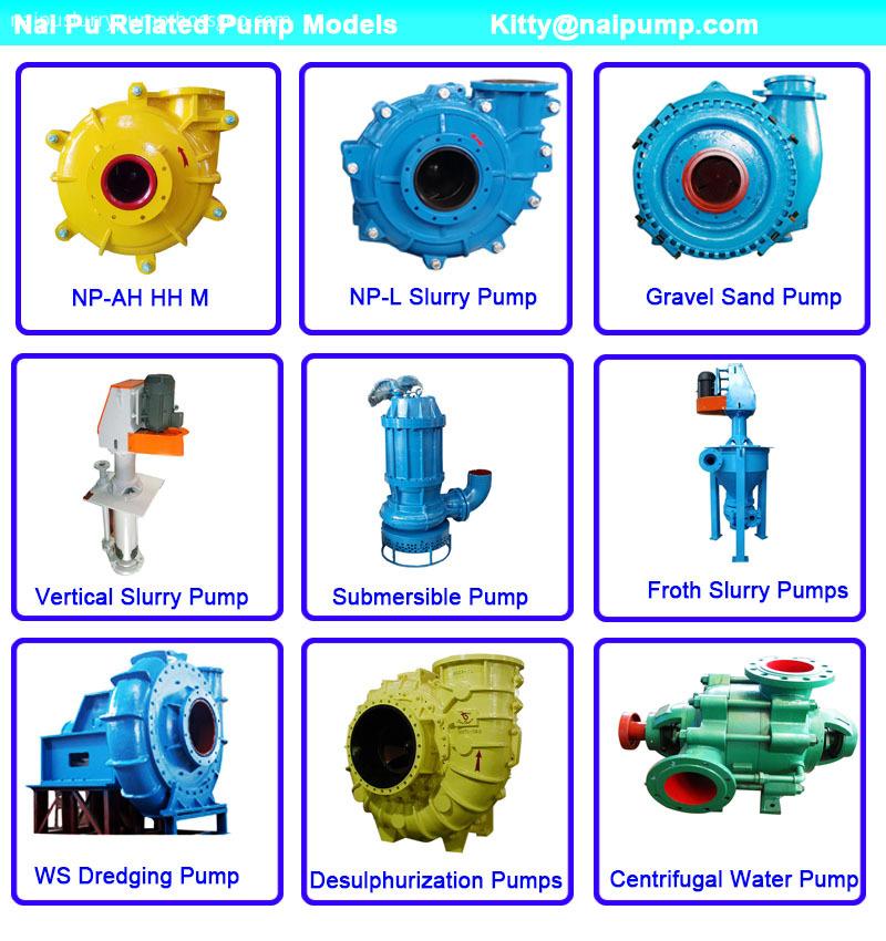 centrifugal mine pump