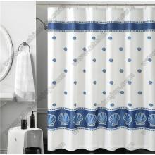 Polyester Transparent Fancy Duschvorhang