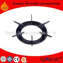 Support de gaz de bâti de gaz d'émail de fonte de Sunboat