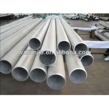 Bevelled end SS Seamless Pipe