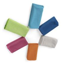 Microfiber Neck/Wrist/Headband Sports Cooling Towel, Head Band Towel for Sports/Fitness/Rally