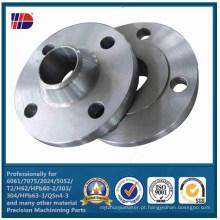 Flange de exaustão de aço inoxidável da fabricação de China