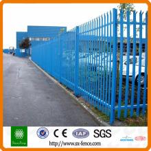 Powder painting Ornamental fence