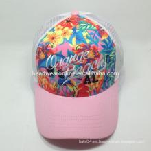 Sombreros de encargo del camionero / casquillo de m