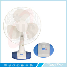 16 Inch Portable Table Fan with 3 Speed
