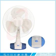 16-дюймовый портативный настольный вентилятор с 3 скорости