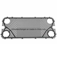 Edelstahlplatte für Wärmetauscher (gleich M10B / M10M)