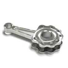 Pièces mécaniques de pièces de rechange en aluminium d'usinage personnalisé OEM
