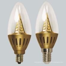 Ventes chaudes 3W 5W 7W 9W 12W E27 B22 LED ampoule (Yt-18)