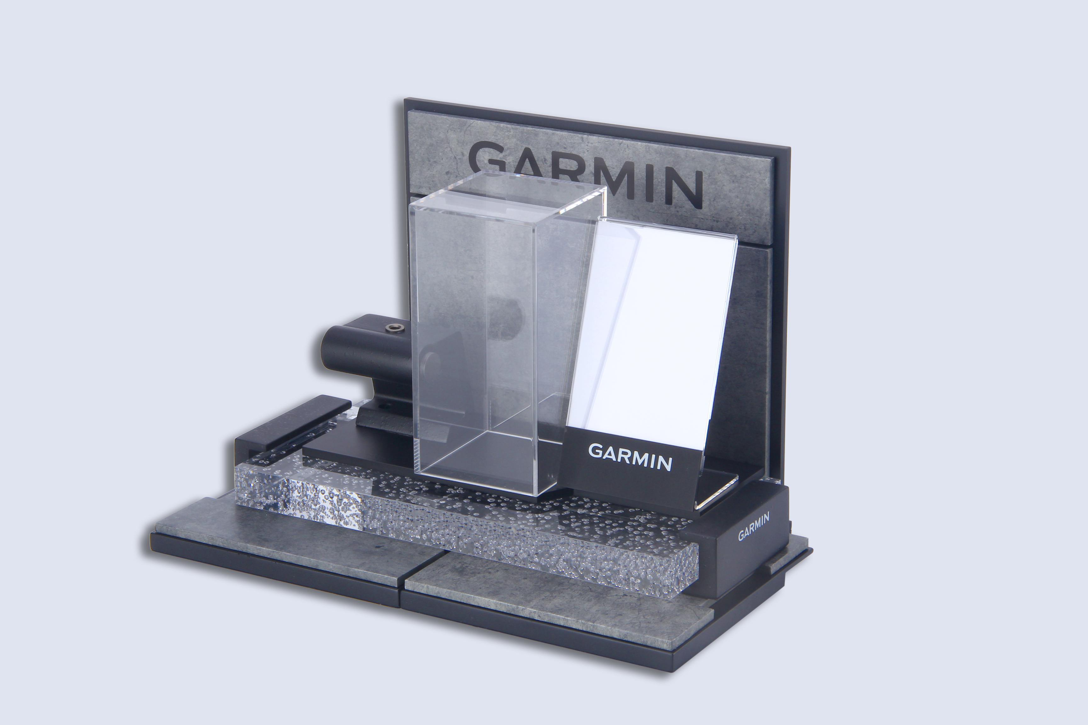Retail Acrylic Watch Displays Stands