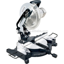 """305mm 12"""" 1800w Long Life Power Induction Motor Compound Miter Saw Electric Plywood Laser Cutting Machine"""