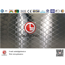 Globond Stainless Steel Wall Panel 006