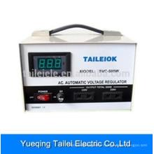 SVC-D digital display full automatic AC voltage stabilizer regulator-500W