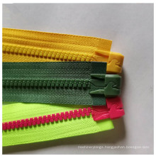 China Good Quality Giant Plastic Zipper for Tent Supplier