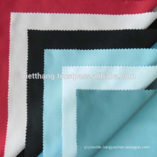 """100% Polyester Woven Fabric/ Whitening/Plain/Width:59""""/Weight: 121 gsm"""