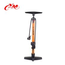 2017 hot sell in china bike floor pump/bike air pump/Simple and easypump bike