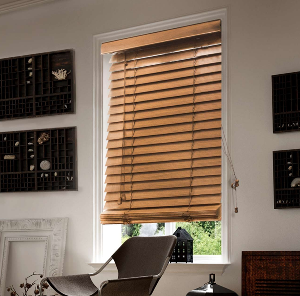 Water Proof Fauxwood Blinds
