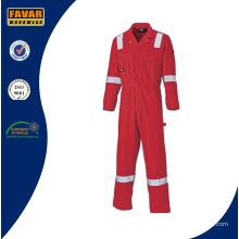 Baumwolle Sicherheit feuerhemmenden Overall Workwear Coverall