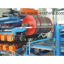 Fornecedor da China Máquinas automáticas de fabricação de painéis sanduíche EPS