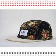 Bunte benutzerdefinierte Galaxy 5 Panel Snapback Caps