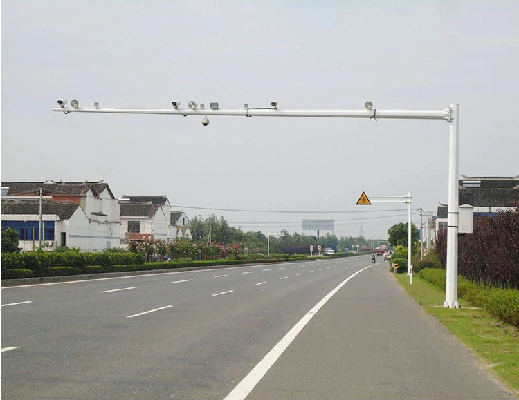 Monitoring pole