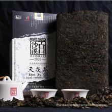 Thé noir de Chine Hunan Baishaxi Grade 2