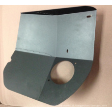 Fabricação de chapa metálica