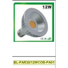 Projecteur de 12W Dimmable / Non-Dimmable PAR30 COB LED